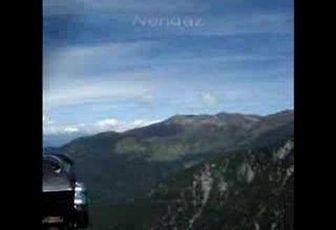 Atterrissage Croix de Coeur et Tracouet, Mountain Landing