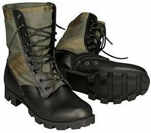 A list of most common work boots to choose from by Deepika Olive