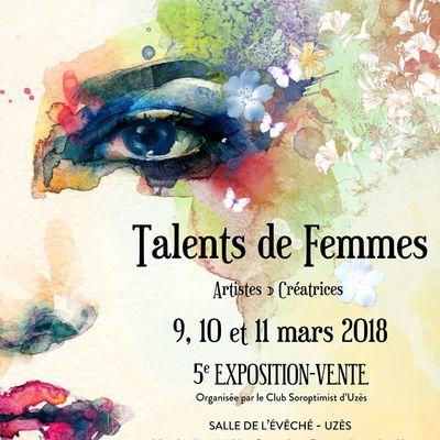 Expo - Talents de Femmes