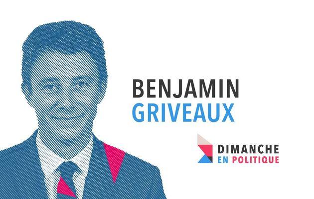 France 3 : « Dimanche en politique » avec Benjamin Griveaux le 4 Février