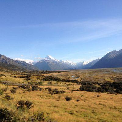 Belles balades autour du Mount Cook!