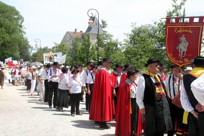 25èmes Rassemblement des St Georges de France. 23 & 24 Juin 2012