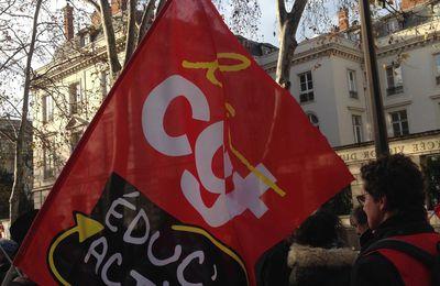 La mobilisation se poursuit : le 17 décembre, c'est dans la rue !