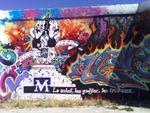 État de l'Art du street-Art face à l'État (Schizophrénie graffique municipale)
