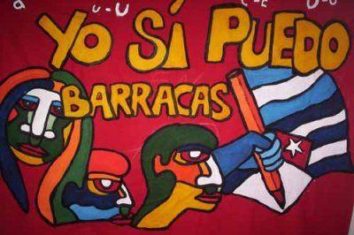 Plus de 20 000 argentins ont été alphabétisés depuis 2003 grâce au programme d'éducation populaire cubain « Yo, si puedo »