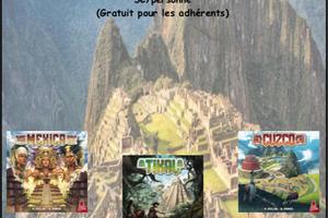 """Soirée Jeux """"A Vous de Jouer"""" Vendredi 16 Novembre"""