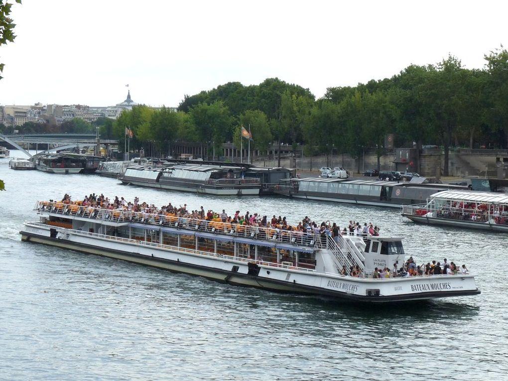 LA FLUTTE , A Paris le 15 aout 2012