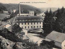 Les Vosges dans le passé : La Forge de Thunimont