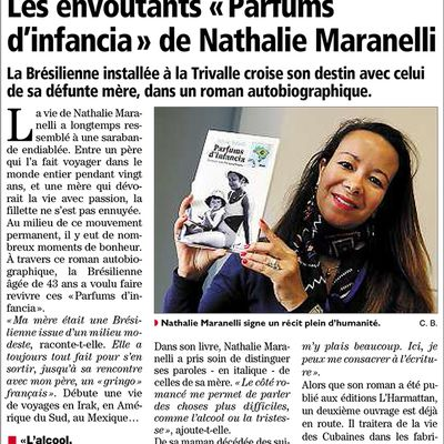 Midi Libre - L'Indépendant 2014 Nathalie Maranelli
