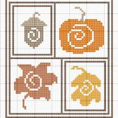 7 Cross Stitch Patterns To Get You Ready For Fall