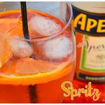 Spritz, le Cocktail mythique Italien
