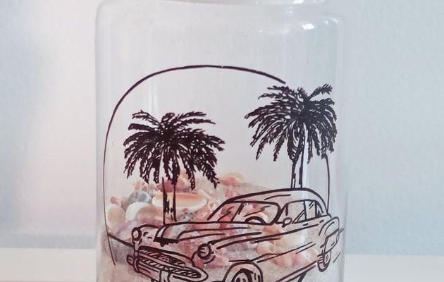 DIY : pas besoin de savoir dessiner pour créer vos bocaux en verre personnalisés !
