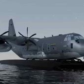 Air Force Wants to Move Fast on Boat Plane for Special Operators