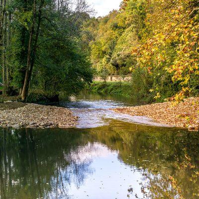 Travaux dans la Charente, route de Roche à Civray ...