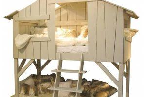 Jolie cabane: une mezzanine sécurisée et tendance pour mon enfant