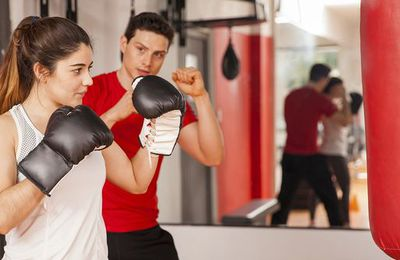5 Reasons to Join Kickboxing Classes