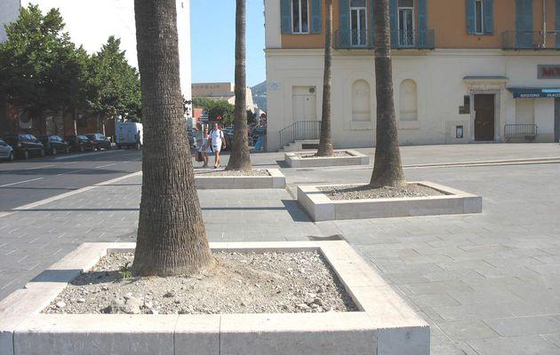 Placette Jacques Toja / Nice (06)
