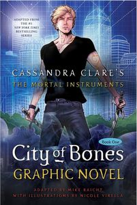 Free Reading City Of Bones The Graphic Novel Sequential Art Book Read Books Online