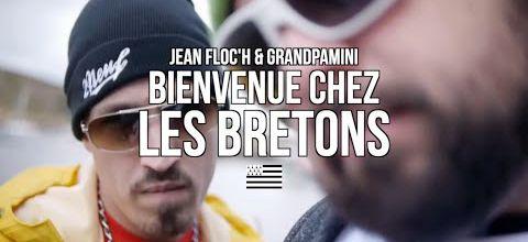 Bienvenue chez les Bretons. Jean Floc'h