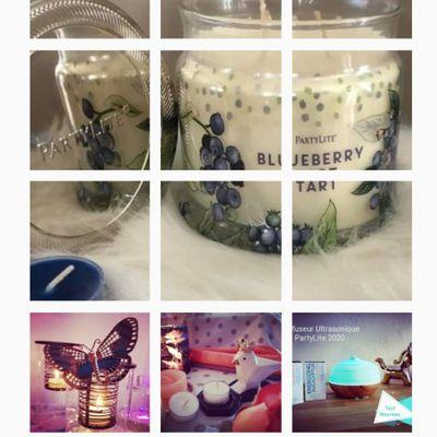 Mon Instagram prend forme