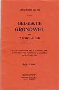 L'instant néerlandais du jour (2018_02_20): de grondwet