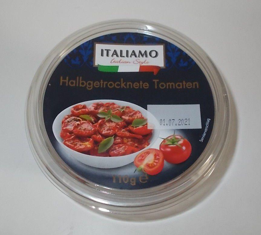 Lidl Italiamo Halbgetrocknete Tomaten
