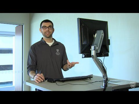 Tips for Transitioning to a Standing Desk