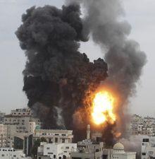 VIVE LE PEUPLE DE GAZA ! VIVE LA PALESTINE !