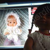 tuto gratuit poupée: collants fantaisie - Chez Laramicelle