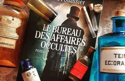Eric Fouassier, Le bureau des affaires occultes
