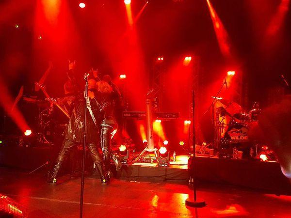 Kim Wilde live à Londres - Le Concert