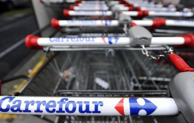 calendrier des 273 fermetures des Carrefours en France