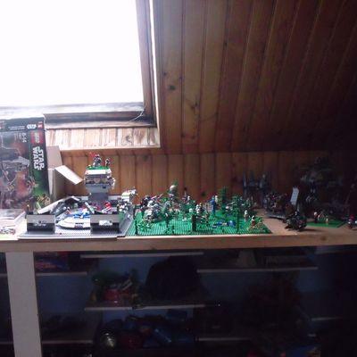 N°5 - base lego star wars modifier