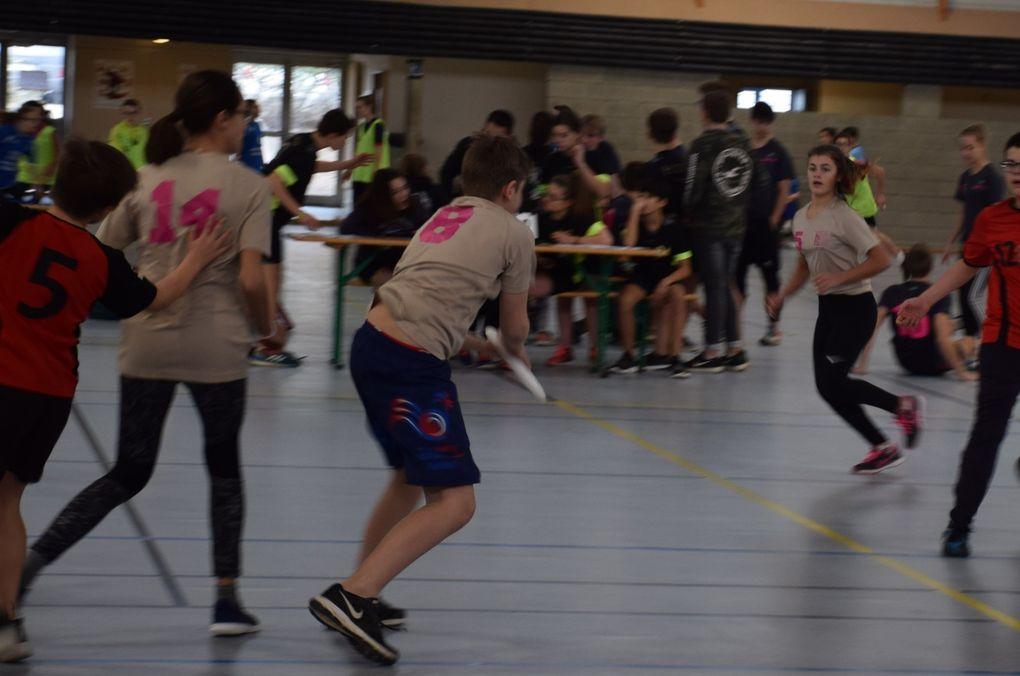 L'équipe 2 en action