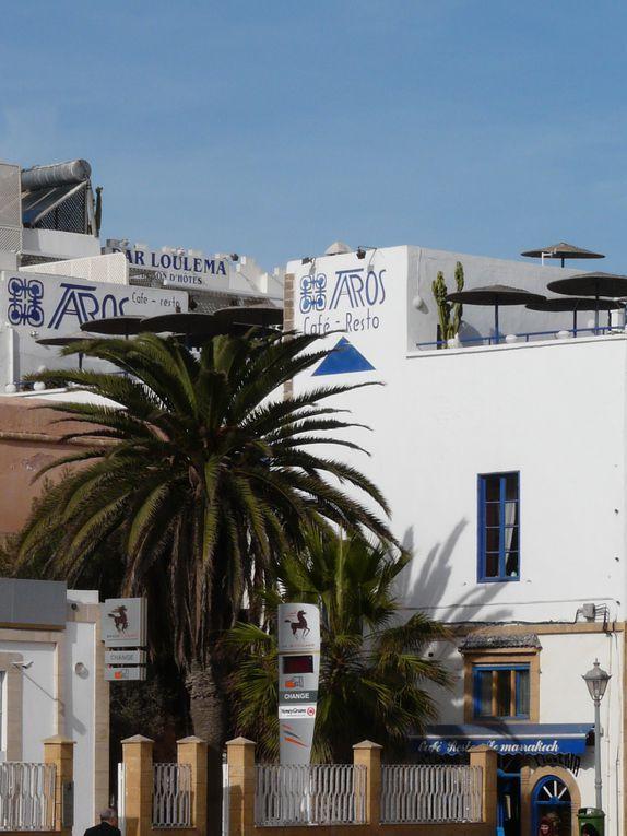 Un novembre à Agadir et Essaouira à se faire chouchouter dans un hôtel de luxe avec massages et autres douceurs ...