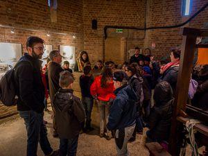 Gîte de Steenwerck: visite du Beffroi de Bailleul