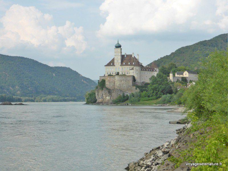 Les rives autrichiennes du Danube