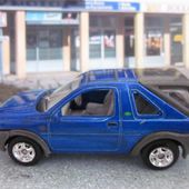 LAND ROVER FREELANDER 4x4 WELLY 1/64 - car-collector.net