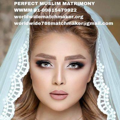 VERY VERY HIGH STATUS MUSLIM MATRIMONY 91-09815479922 WWMM