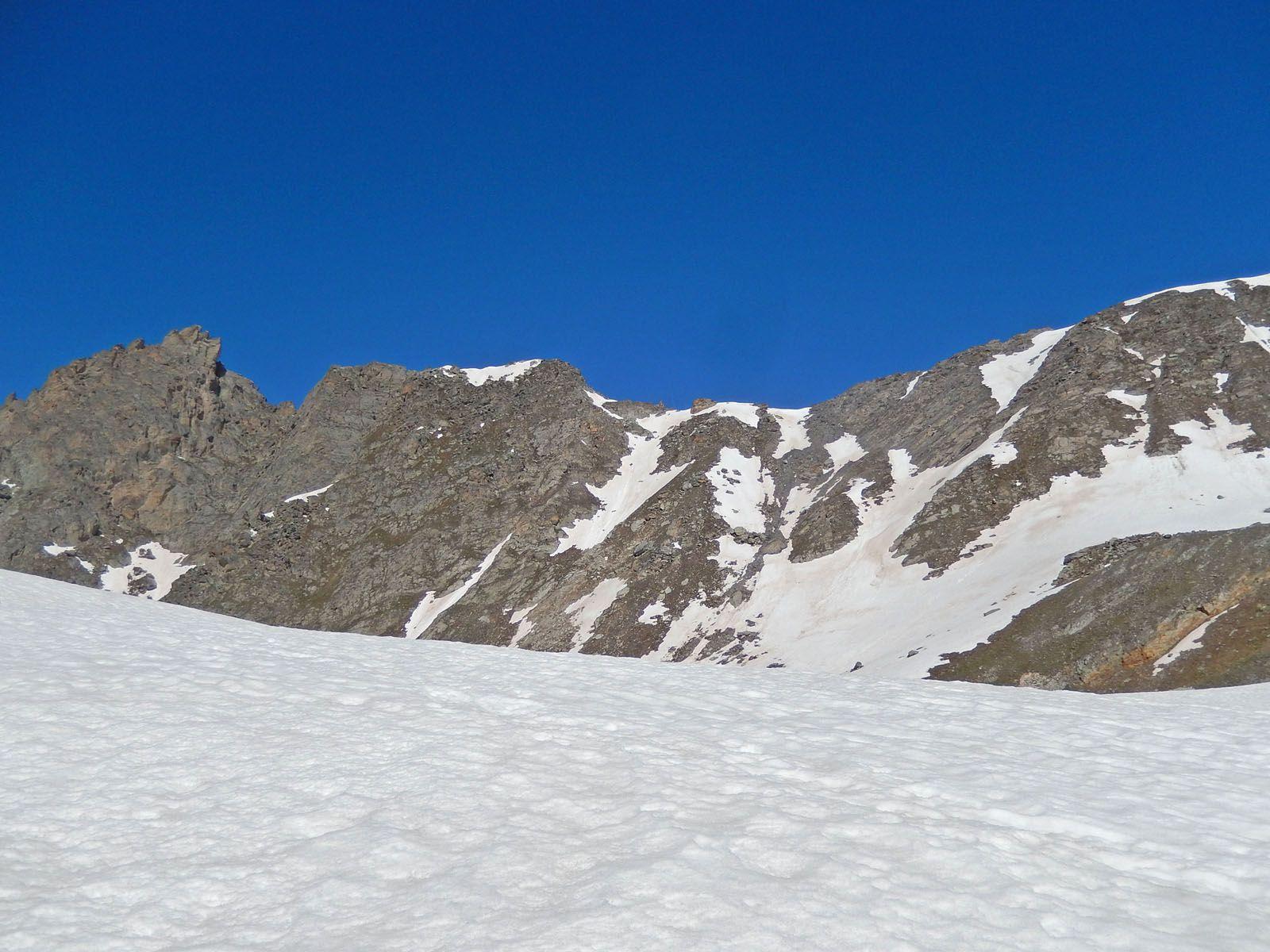 Aiguille Doran-Col du Ravin Noir