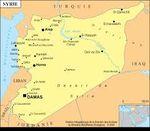 Non à la guerre en Syrie