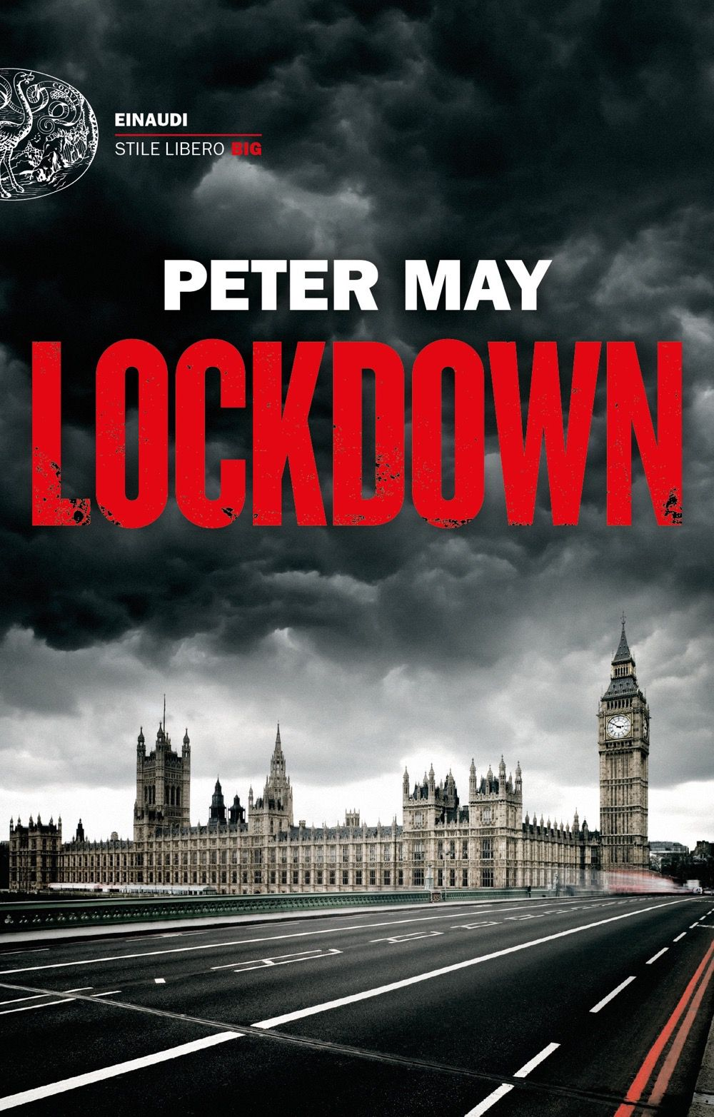 Peter May, Lockdown, Einaudi (Stile Libero Big), 2020