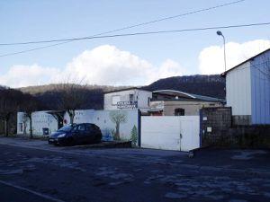 N° 29 rue Clemenceau à Algrange - Zone artisanale