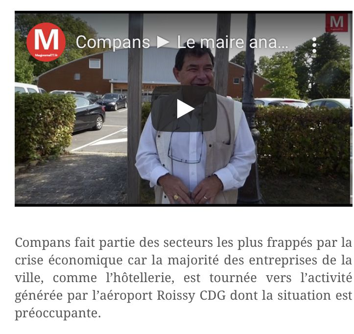 Interview creuse : le maire joue son calimero