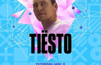 Tiësto date | The Vanguard | Orlando, FL - may 08, 2021