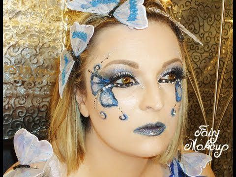 Maquillage artistique Butterfly