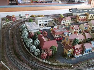 Les travaux avancent sur le chemin de fer ho de Telgruc