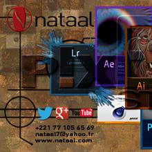Nataal7 _ Arts graphiques & audiovisuel