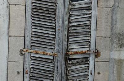 Fenêtre à Espalion...