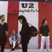 U2 - Unforgettable Fire Tour -04/09/1984 -Sydney Australie -Entertainment Center - U2 BLOG